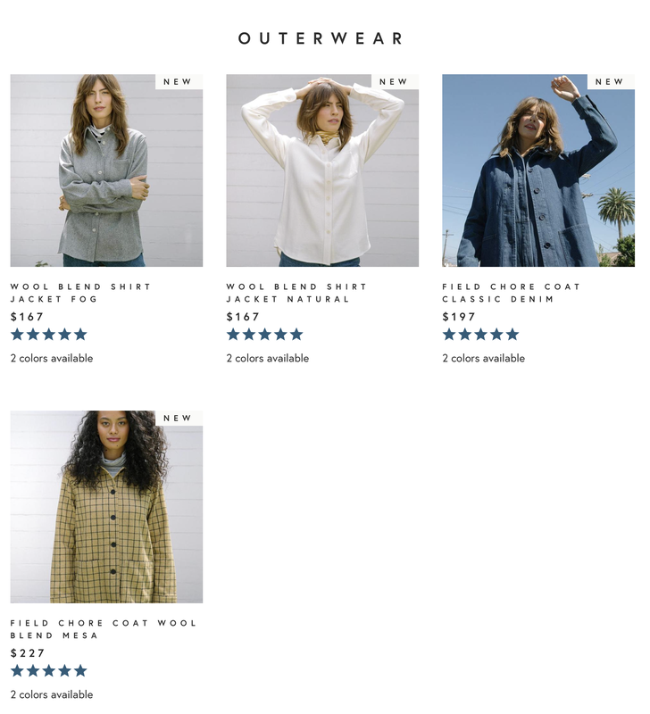 Tradlands Ethical Clothing Pre-Black Friday Sale Coupon Code
