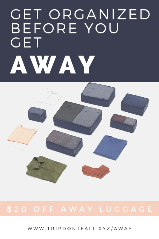 Away Luggage Discount