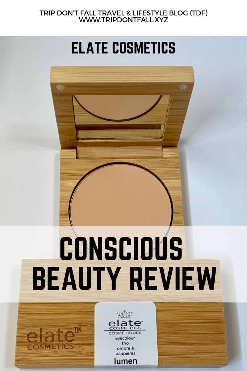 Sustainable Beauty Review Elate Beauty