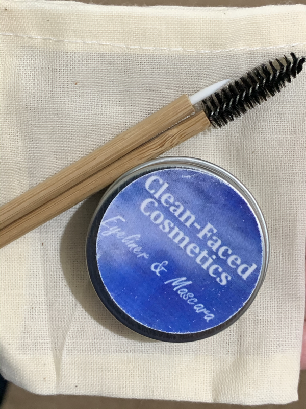 Clean Faced Cosmetics Cake Mascara Review